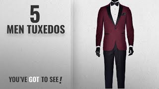 Eagle Tuxedos [ Winter 2018 ]: Mens New Fashion - Classic Formal Tuxedo Suit - Ultra Soft Fabric