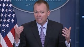 Mulvaney Explains Trump Budget—Cuts For Poor, More For Military - Full Event