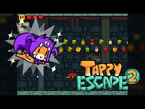 Video of Tappy Escape 2 - Spooky Castle