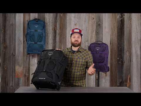Osprey Packs Farpoint Wheeled