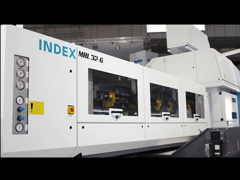 Mehrspindeldrehautomat - INDEX MS32-6
