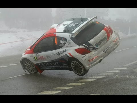 BEST OF PEUGEOT 207 S2000 PURE SOUND [HD] RALLY SHOW