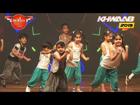 Swag se swagat X HAR GHOONT MEIN SWAG HAI  | stage perfomance | Khwaab 2019 | Jackson Dance Zone