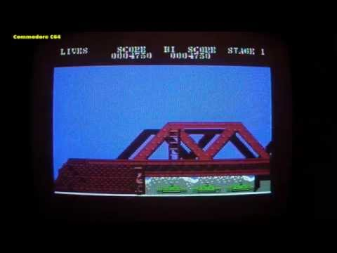 Video z testu Commodore 64 OLD