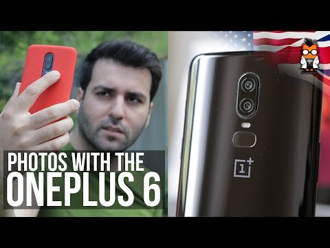OnePlus 6 – Photo Camera App, Settings, Image Quality, Front Camera, Low Light, Portrait Mode