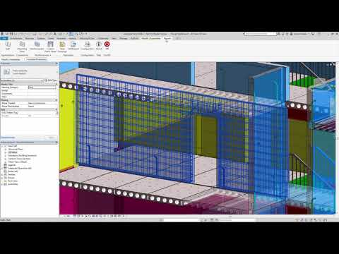 Revit 2019 Cam Export Demonstration