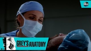 Grey's Anatomy - You're Not The Hero