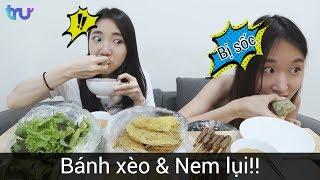 Tasty 0.5$ pancake in Vietnam vs Untasty 15$ in HQ??!?!?
