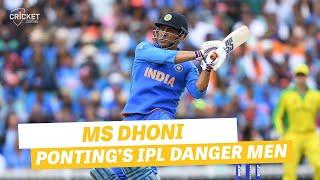 'He'll be hungrier for success'  | Ricky Ponting's IPL Danger Men 2020