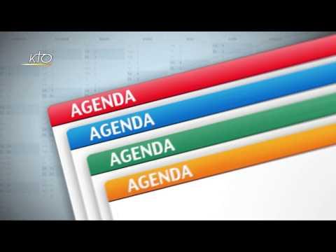 Agenda du 2 septembre 2019