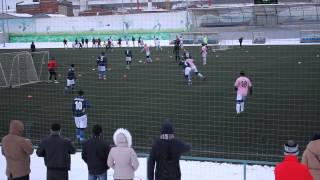 ФК Титан 0 - 6 ФК МК. 1 тайм. 10 часть