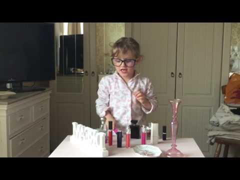 Lipstick & perfume