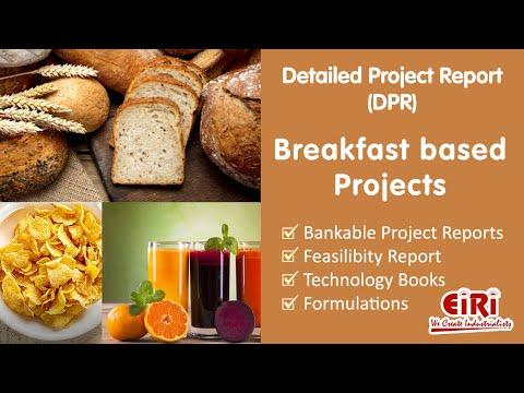 Project Report of Chanachur,Bhujia, Ganthia (Automatic Plant