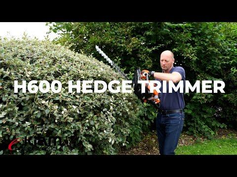 Kiam Sherwood H600 Petrol Hedge Trimmer (21.7cc) 2 stroke