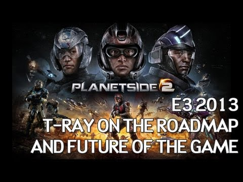 E3 2013 - Tramell Isaac on the Road Map and Future