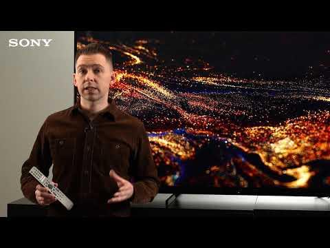 Телевизор Sony XR-75Z9J видео 2