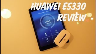 Huawei E5330 Review + Tutorial [Deutsch]