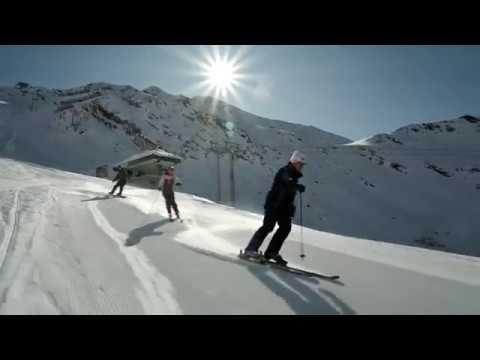 GURGL Pistencheck Skigebiet Obergurgl / Hochgurgl / Gurgl 10.11.2019
