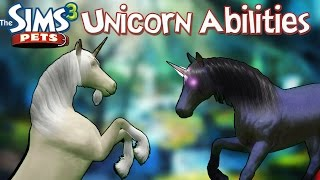 The Sims 3: All About Unicorns! (Pets)