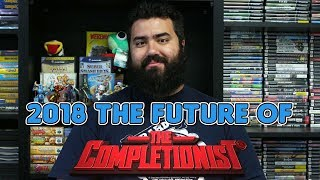One Year Later: The State of The Completionist