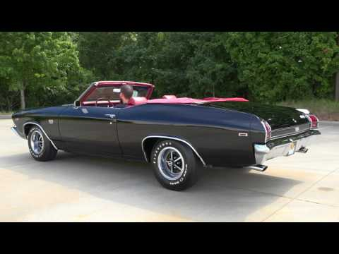 Video of '69 Chevelle SS - LTA1