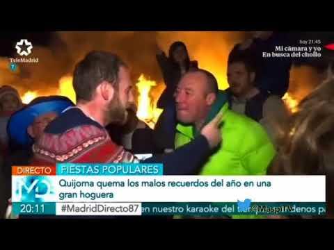 LA HOGUERA DE QUIJORNA - MADRID DIRECTO