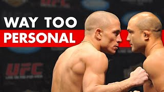 10 Times Fighters Got Too Personal
