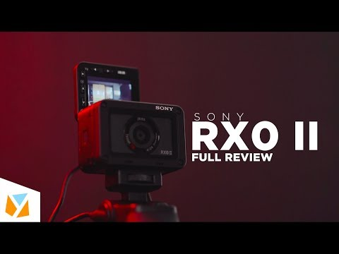 External Review Video KaeRcUdVi0c for Sony RX0 II (DSC-RX0M2) Compact Camera