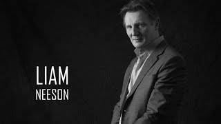 Hollywood Movie Star Liam Neeson Fighting Style