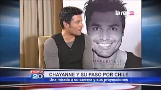 """Chayanne y su nuevo disco """"En todo estaré"""""""
