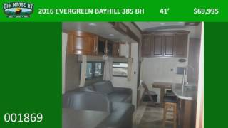 2014 EVERGREEN BAYHILL – 41′ – 001869