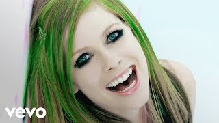 Smile - Avril Lavigne  (Video)