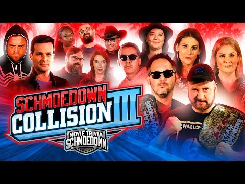 Movie Trivia Schmoedown Collision III - Team Title, Manager Bowl + Two #1 Contender Matches!