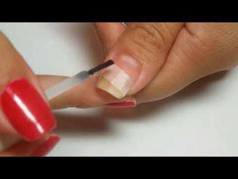 Como curar el hongo de las uñas de la bañera