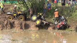 ATVs In Small River | Rugaji
