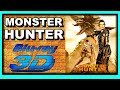 Monster Hunter (2020 Movie) 3D Blu-ray Review