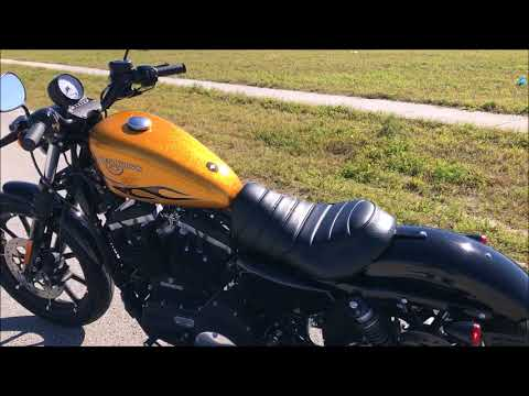 2016 Harley-Davidson Iron 883™ in Pompano Beach, Florida