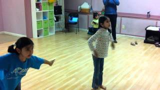 Dance pe chance practice