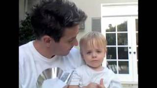 Joey McIntyre - Vlog- The Griffster Says Thank You!