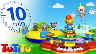 TuTiTu Specials | Interactive Toys for Children | Pop-Up Animals Toy, Music Table and More!