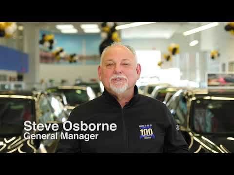 General Manager Steve Osborne