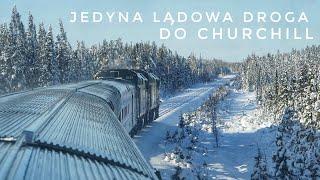 Pociągiem na koniec Kanady 🚂💨 54h PODRÓŻY MARZEŃ (z zawałem serca) 🇨🇦 GDZIE BĄDŹ