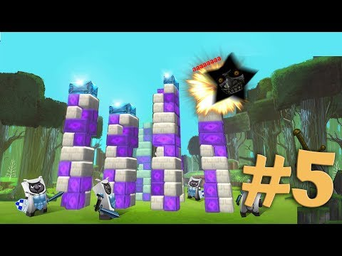 THE FALL OF TREY TOWERS (Boom Blox #5)
