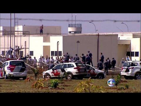 Βραζιλία: Ομαδική απόδραση από φυλακές