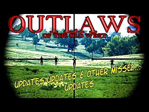 Outlaws of the Old West - Updates and More