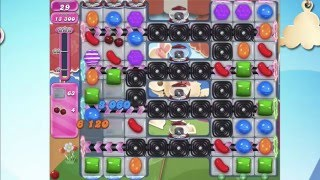 Candy Crush Saga Level 1698  No Booster
