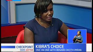 One on One with Kibra MP-Elect Imran Okoth (Part 1)