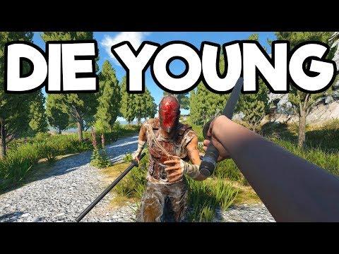 Gameplay de Die Young
