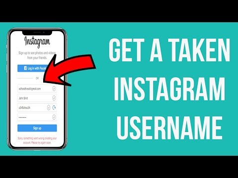 How To Get A Taken Instagram Username In 2018 | Get A Inactive Instagram Username