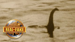 LOCH NESS MYSTERY SOLVED - real or fake? EXTRA!